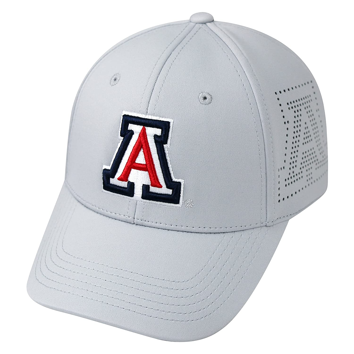 Official NCAA One Fit Rails Hat by Top of The World