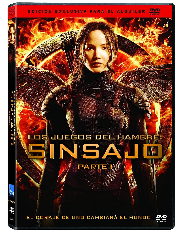 Juegos Del Hambre: Sinsajo Parte 1 [DVD]: Amazon.es: Cine y Series TV