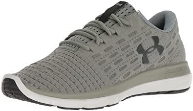 12035ffc6df Under Armour Men s Threadborne Slingflex Sneaker Moss (302) Downtown Green