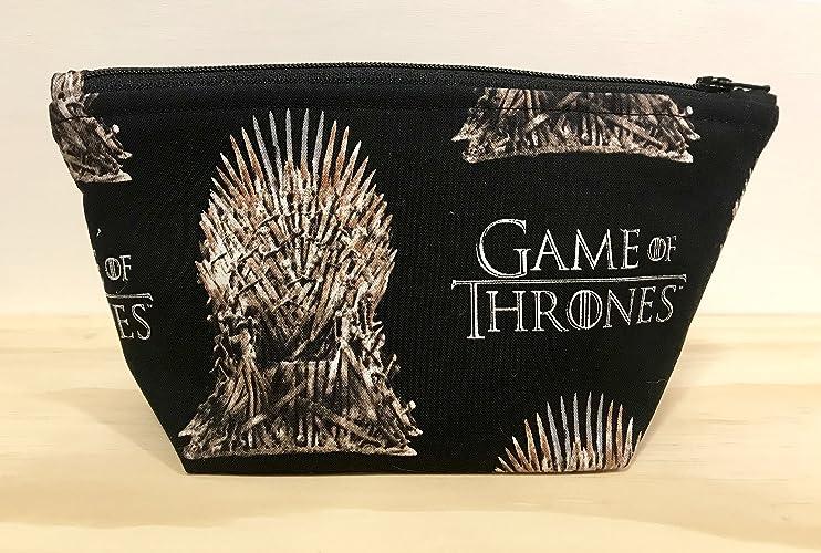 Game of Thrones Zipper Bag