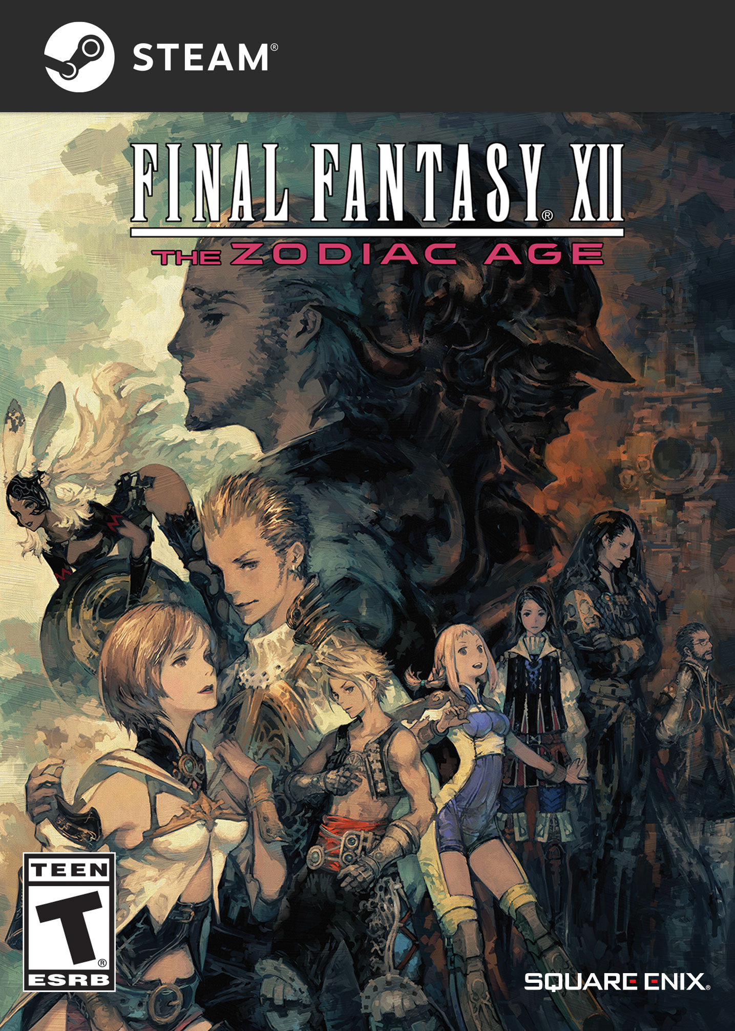 FINAL FANTASY XII THE ZODIAC AGE [Online Game Code]