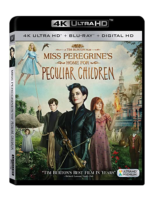Top 4 Mrs Peregrine's Home For Peculiar Children Movie