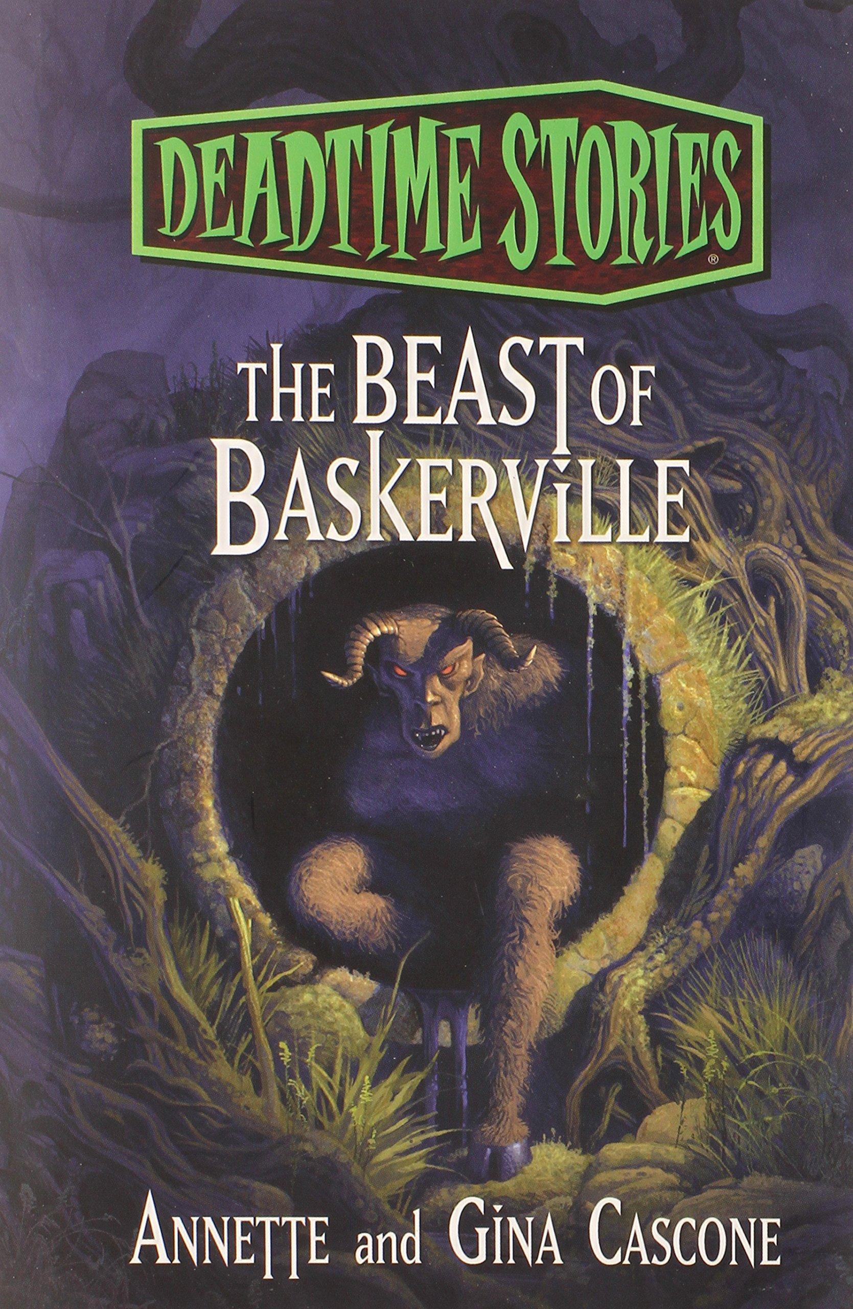Deadtime Stories: The Beast of Baskerville ebook