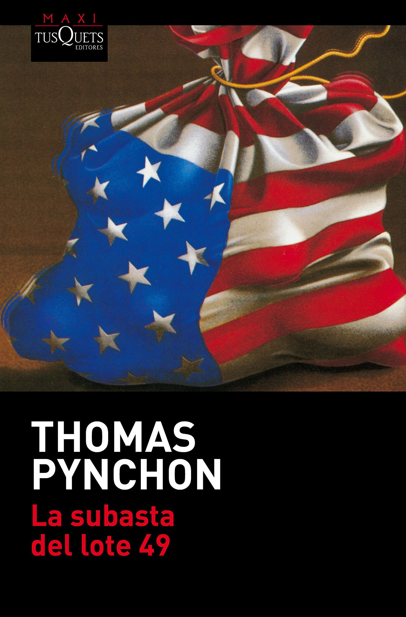 La subasta del lote 49 (.)  Amazon.es  Thomas Pynchon 5111f35946c