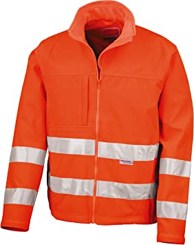 Resultado r117 a Core High-Viz Softshell Chaqueta: Amazon.es ...