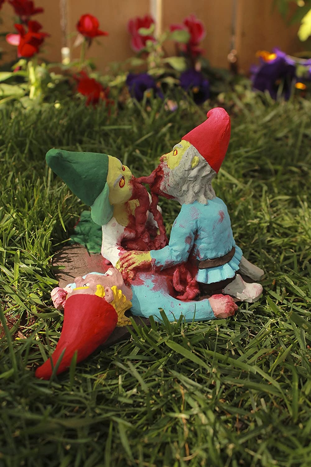 Zombie Gnomes Love A la Carte