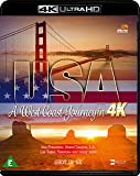 USA - A West Coast Journey in 4K [Ultimate Edition UHD] [Blu-ray]