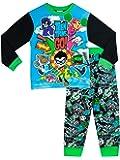 Teen Titans Go - Pigiama a maniche lunga per ragazzi di Teen Titans Go