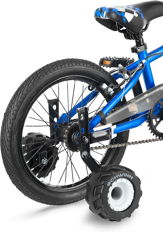 Schwinn Unisex Training Wheels Decal Sturdy Steel Bracket High Qualiy 12x20 inch