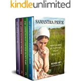 Amish Women of Pleasant Valley: Boxed Set Books 1 - 4: The Amish Woman and Her Last Hope, The Amish Woman and Her Secret Baby
