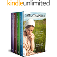 Amish Women of Pleasant Valley: Boxed Set Books 1 - 4: The Amish Woman and Her Last Hope, The Amish Woman and Her Secret…
