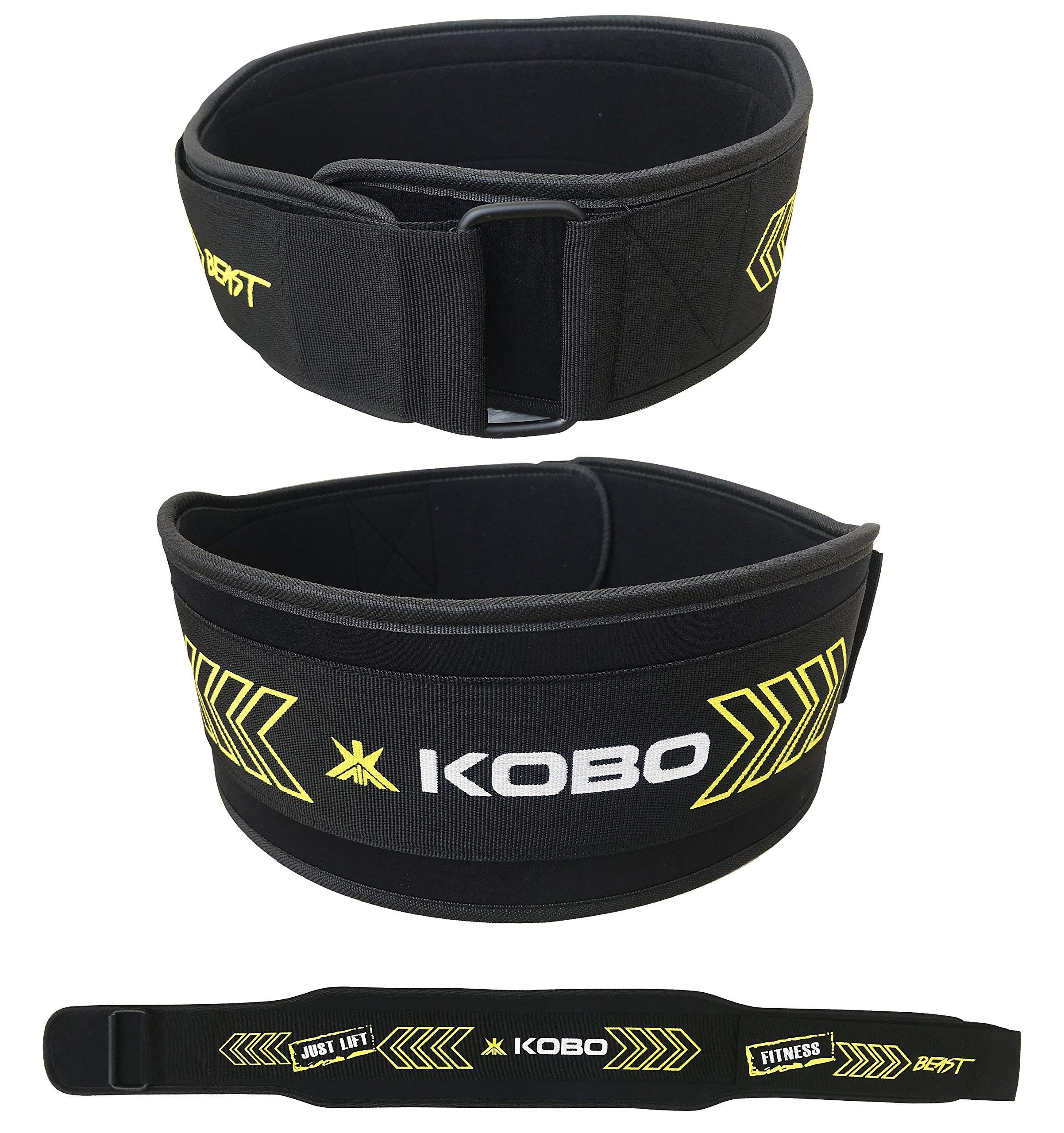Kobo WTB-09 Foam Weight Lifting Belt product image