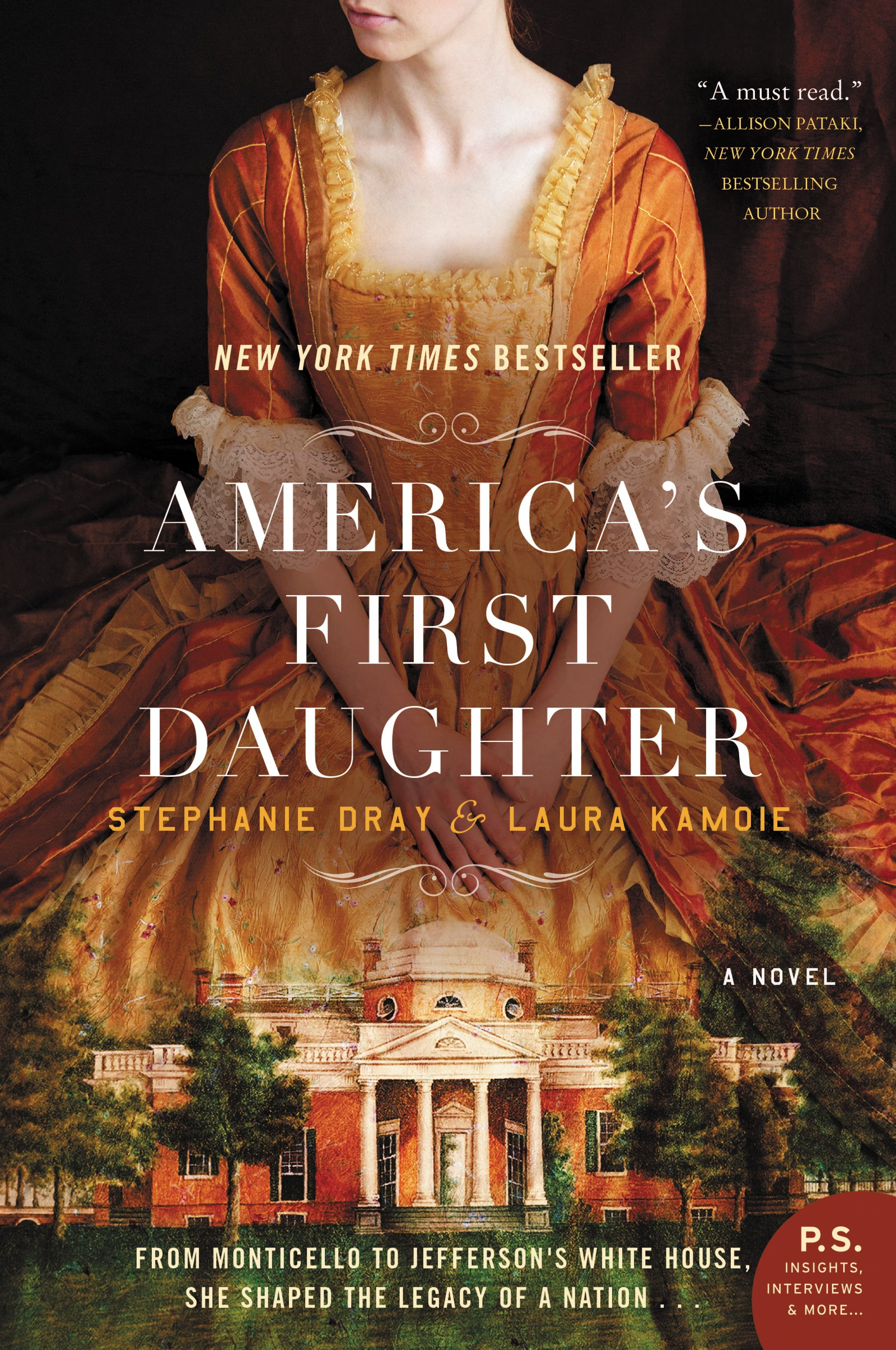 Americas First Daughter Stephanie Dray product image