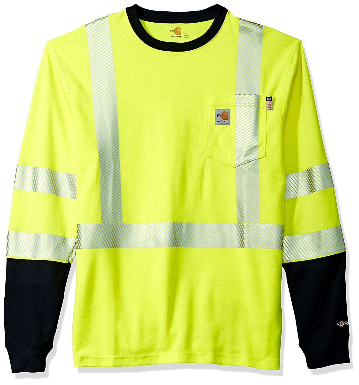 6272e4c3 Carhartt High Visibility T Shirts – EDGE Engineering and Consulting ...