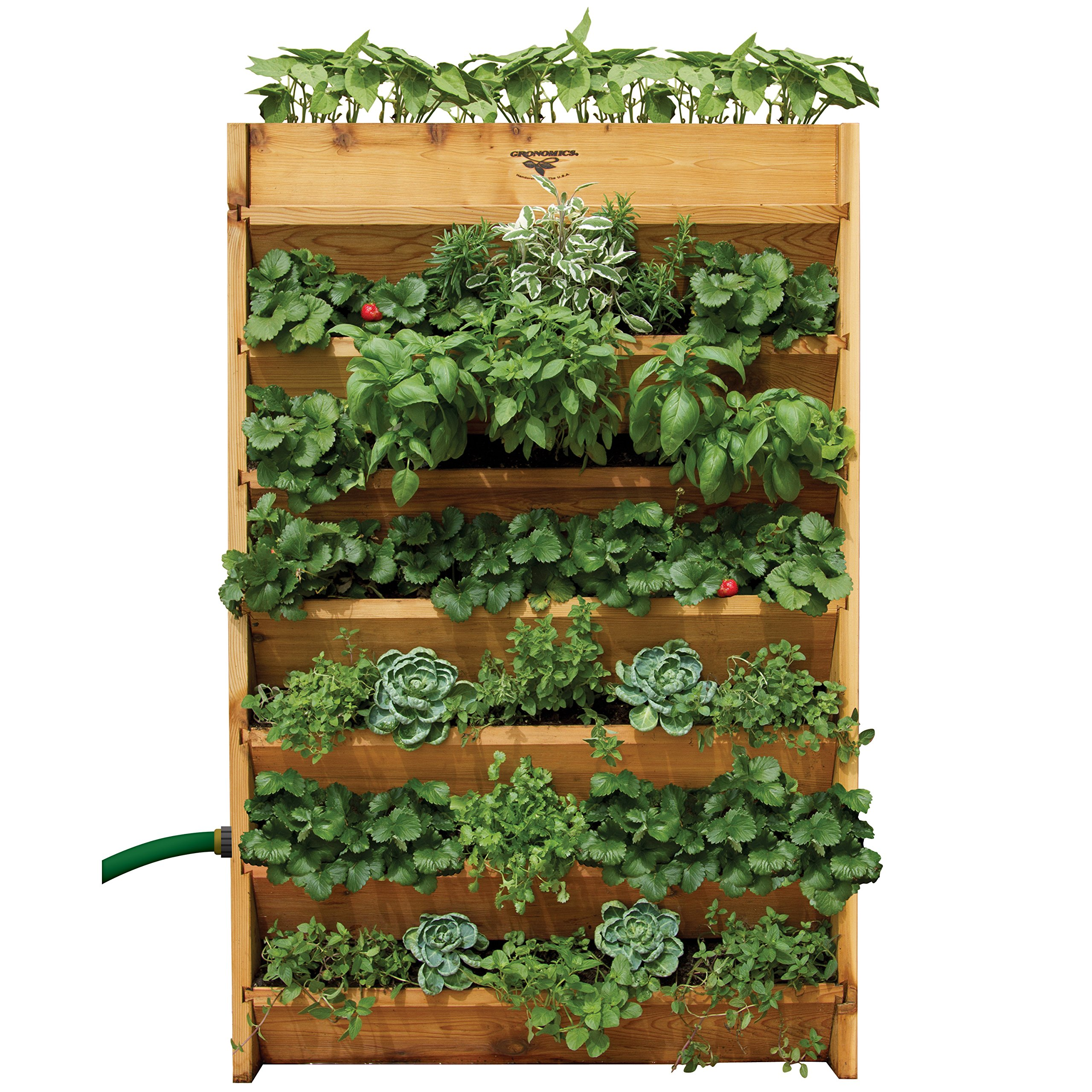 Gronomics VG 32-45UA Unassembled Vertical Garden, 32 by 45 by 9-Inch by Gronomics