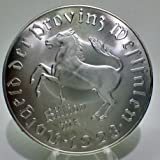 ドイツ 1兆マルク 超大型銀貨 世界最高額面硬貨 1923年 レプリカ (銀貨)