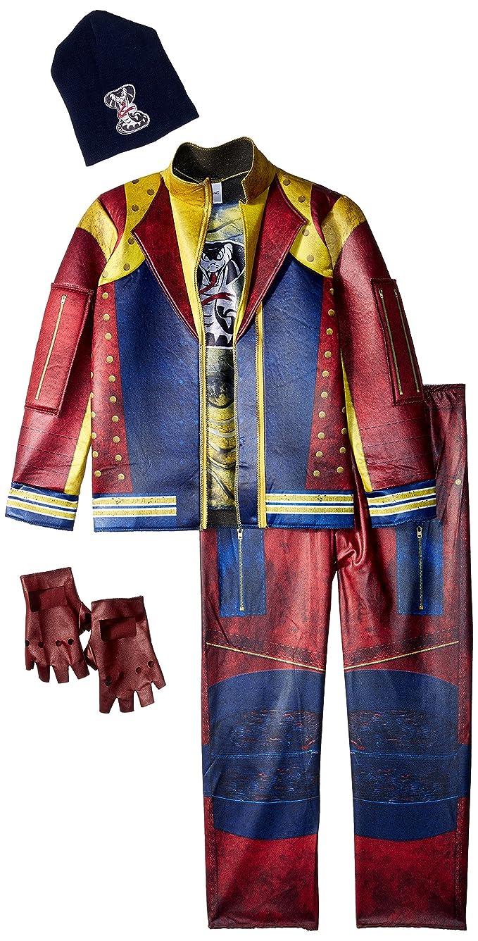 Disney Jay Deluxe Descendants 2 Costume, Multicolor, Medium