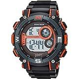 Armitron Sport Men's Digital Chronograph Resin Strap Watch, 40/8284