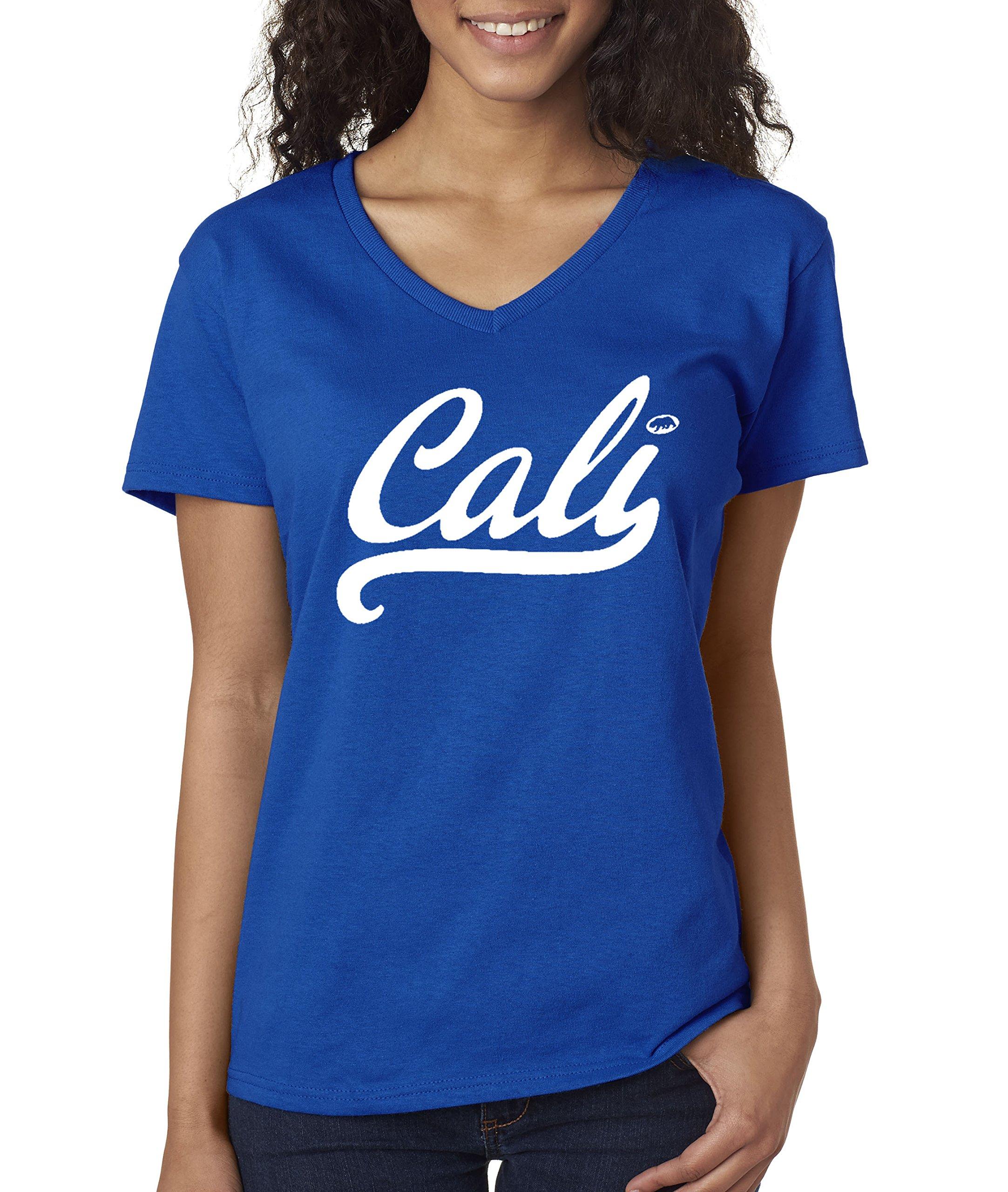 792 T Shirt Cali Script California Republic Bear 1577