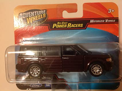Adventure Wheels  Ford Flex Maroon White Roof