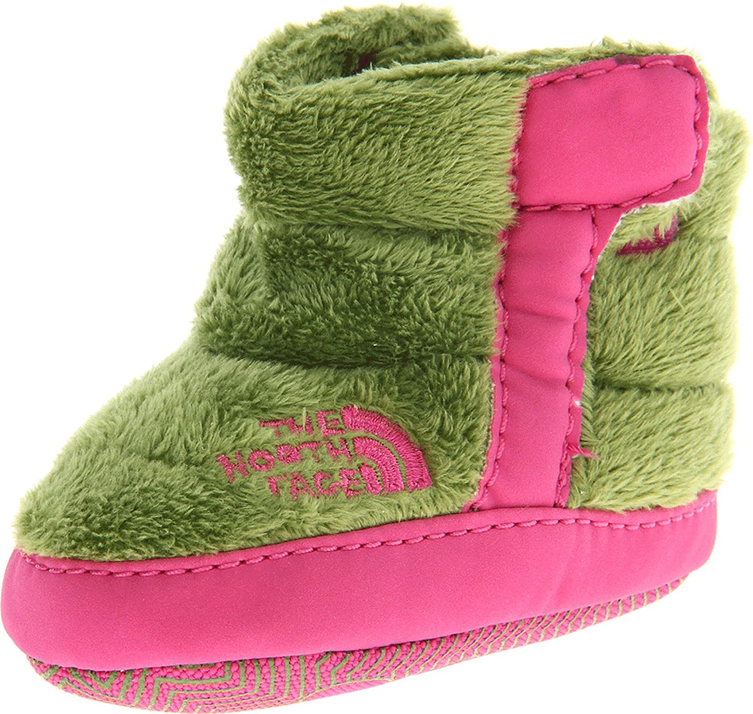 0287fce59 Amazon.com | The North Face NSE Fleece Bootie (Infant) | Boots