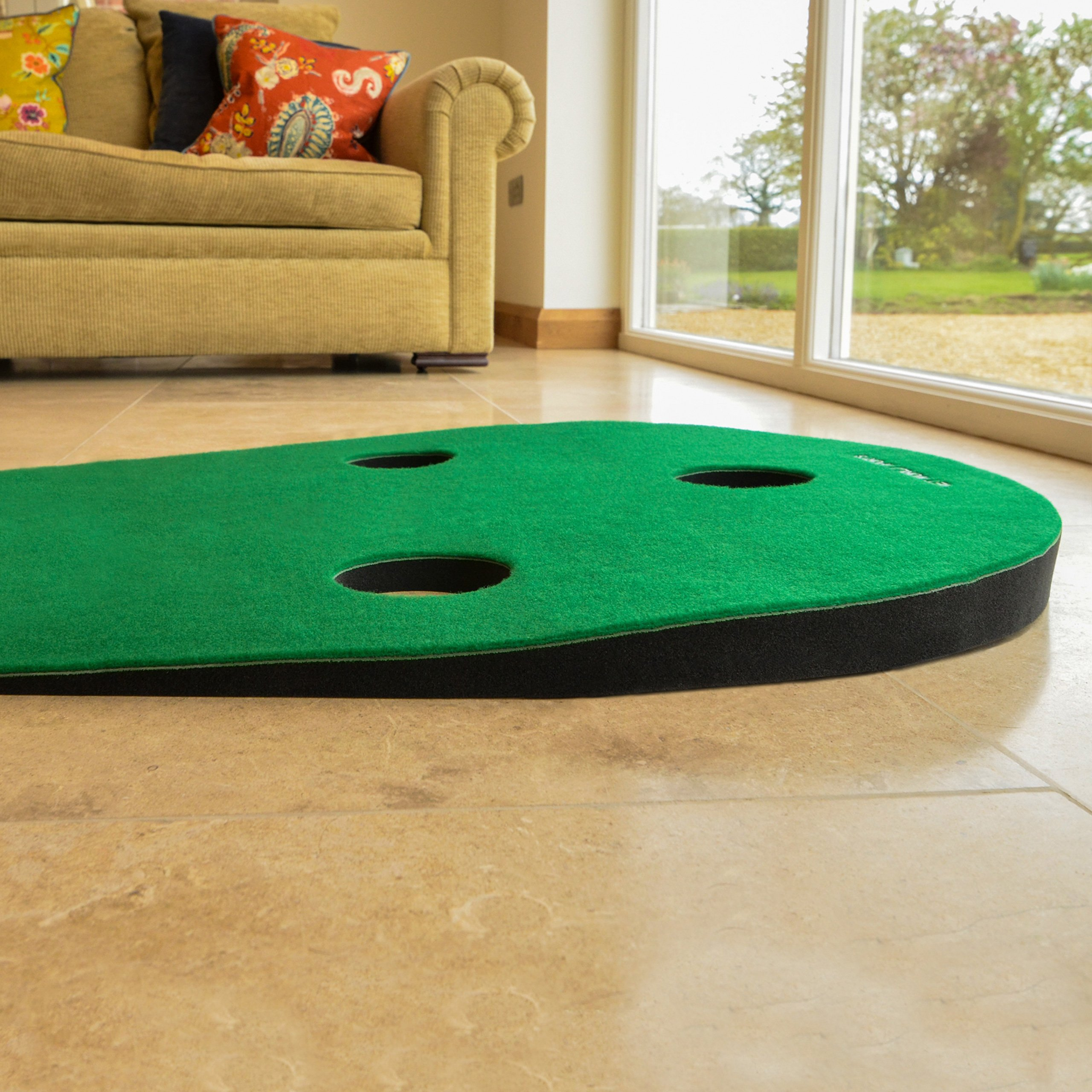 FORB Home Golf Putting Mat 10ft Long - Conquer The Green In Your Own Home! [Net World Sports] by FORB (Image #9)
