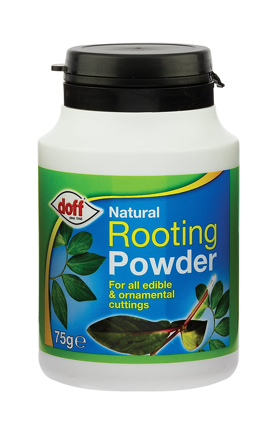 Doff Natural Rooting Powder Promotes Strong Healthy Roots 75g F-KE-075-DFF