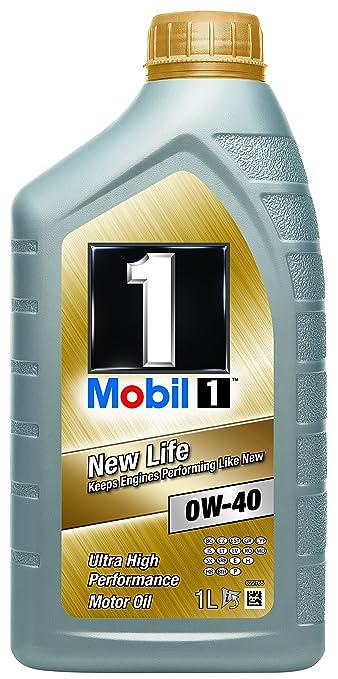 3 opinioni per Mobil 1 New Life 1L Lubrificante 100% Sintetico per Autovetture