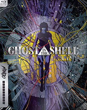 Ghost In The Shell: Movie (1995)
