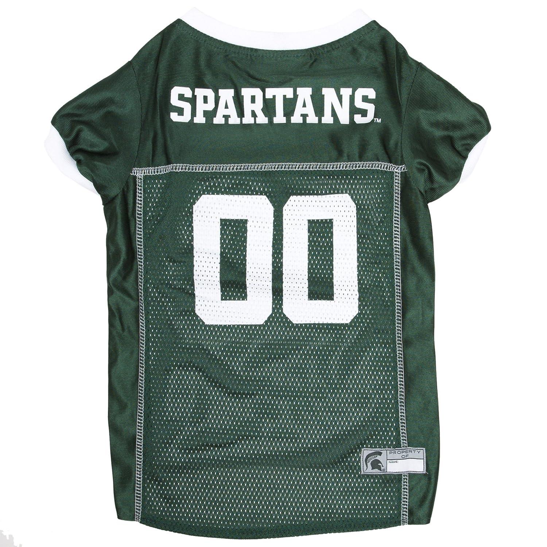 Amazon.com  NCAA MICHIGAN STATE SPARTANS DOG Jersey 7cd4b8ab9