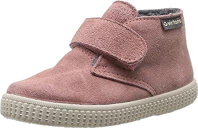 victoria Safari Serraje Velcro, Desert Boots fourrées Mixte Enfant