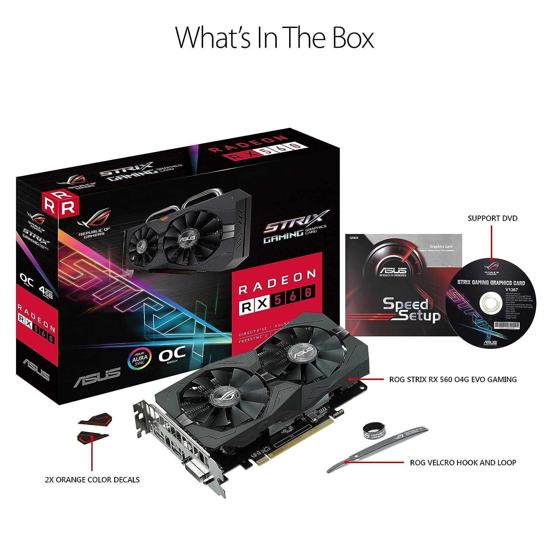 Amazon.com: Tarjetas gráficas Asus Gaming: Computers ...