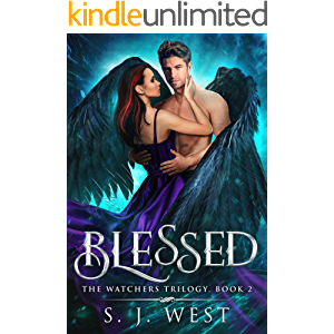 Blessed (Book 2, The Watchers Trilogy)