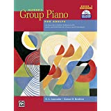 Alfred's Group Piano for Adults Student Book 1 (Second Edition): An Innovative Method Enhanced With Audio and Midi Files for