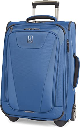 Black Travelpro Maxlite 4-Softside Expandable Luggage with Spinner Wheels