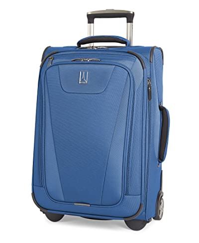 Travelpro Maxlite 4-Softside Expandable Rollaboard Upright Luggage