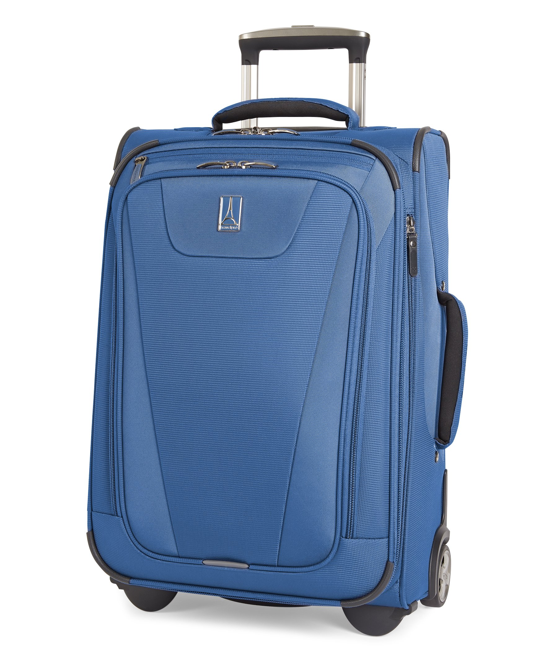 Travelpro Maxlite 4  International Expandable Rollaboard Suitcase, Blue