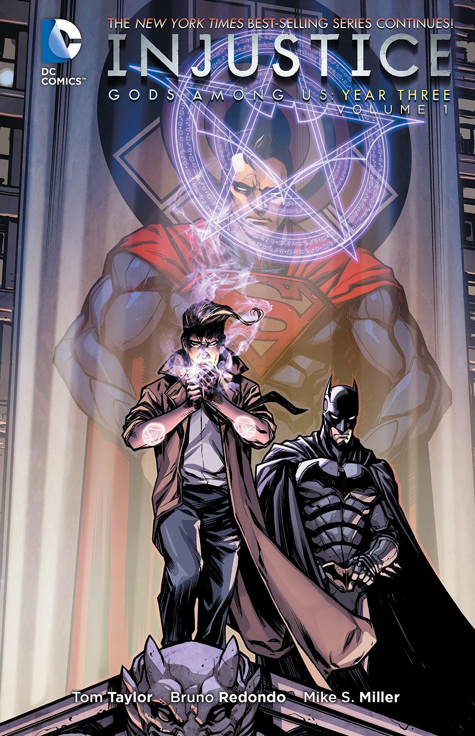 Injustice: Gods Among Us: Year Three Vol. 1 by Diamond Comics