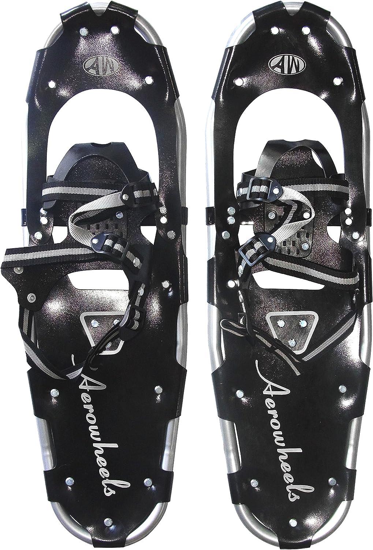 "JNJ Aerowheels Snow Shoes, Size 8.5"" x 25"""