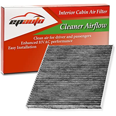 EPAuto CP173 (CF11173) Replacement for Nissan Premium Flexible Cabin Air Filter includes Activated Carbon: Automotive