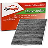 EPAuto CP173 (CF11173) Nissan Premium Cabin Air Filter includes Activated Carbon