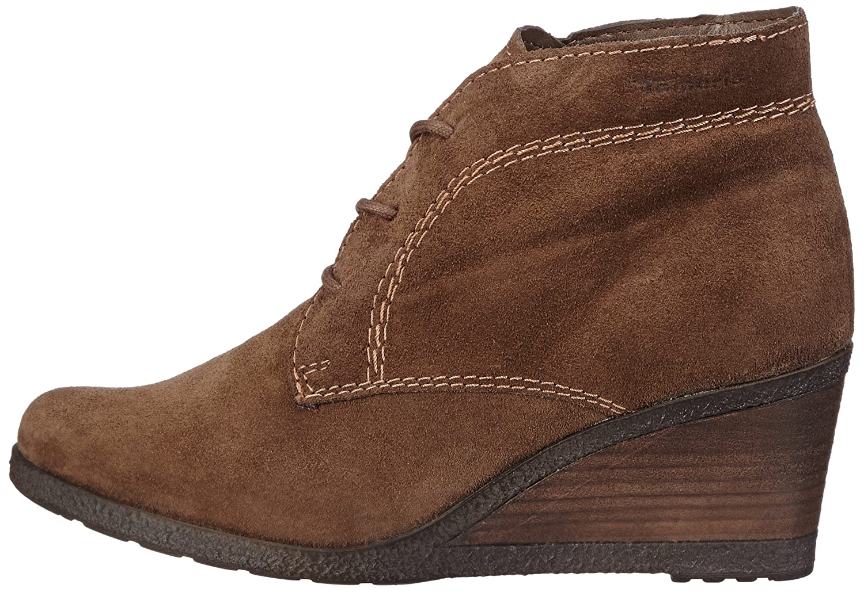 Tamaris 1-1-25248-21, Damen Desert Boots, Braun (PEPPER 324), EU 41