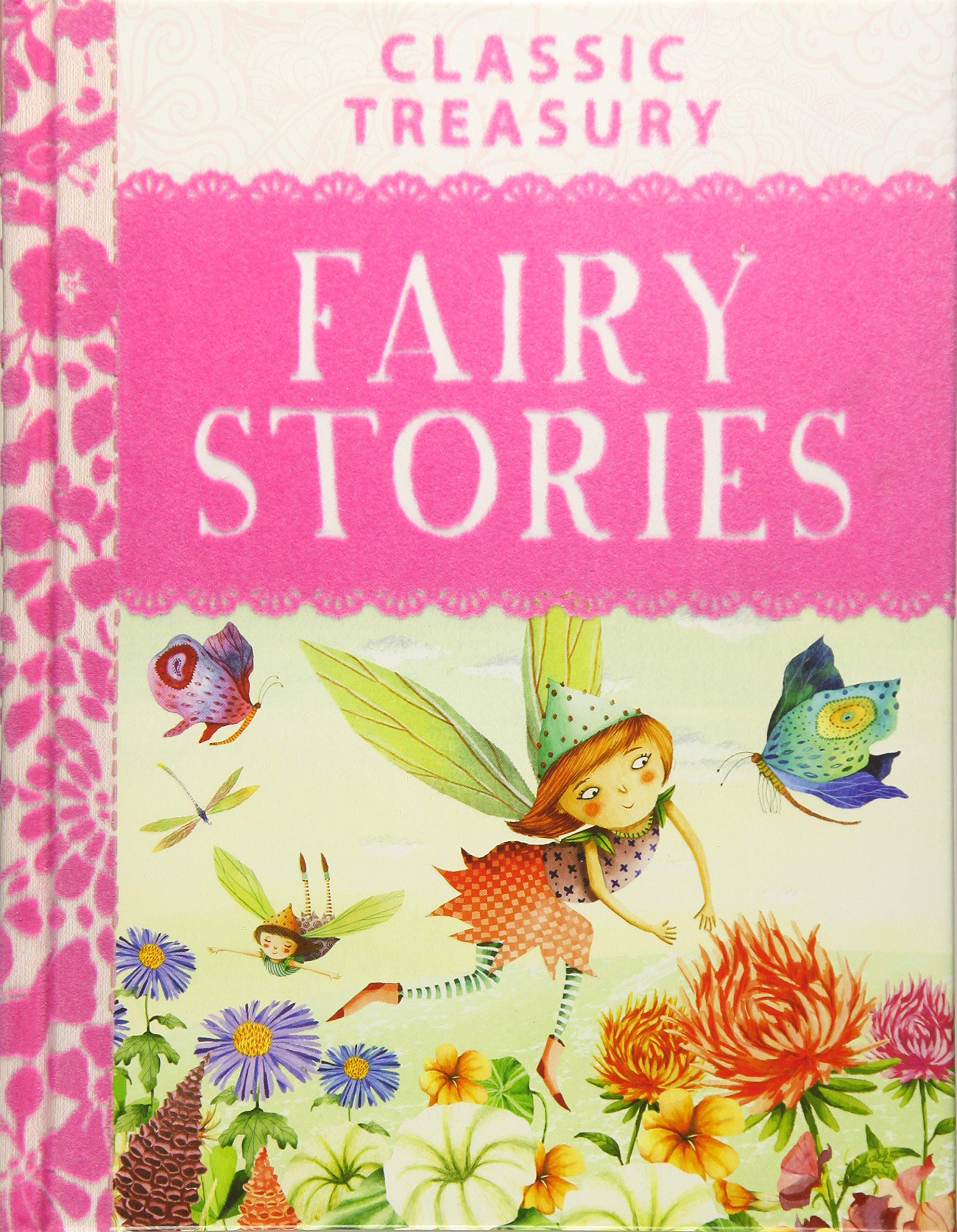 Download Classic Treasury: Fairy Stories PDF