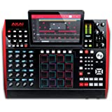 AKAI Professional MPC X – Standalone Drum Machine and Sampler With 10.1-inch display, Beat Pads, Synth Engines and CV Gate Ou
