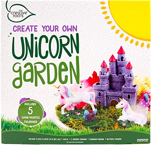 Creative Roots Create Your Own Unicorn Garden