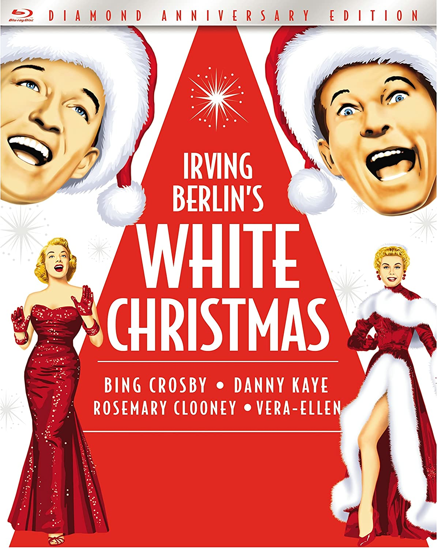 Amazon.com: White Christmas (Diamond Anniversary Edition) [Blu-ray ...