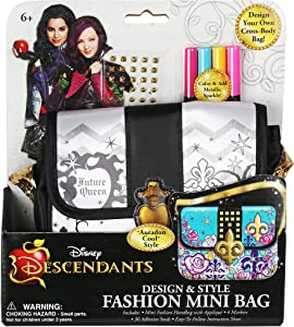 Disney Descendants Design & Style Fashion Mini Bag