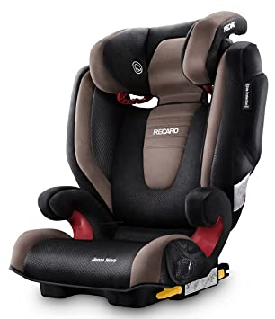 Recaro Monza Nova 2 Seatfix, Silla de coche grupo 2/3 ...
