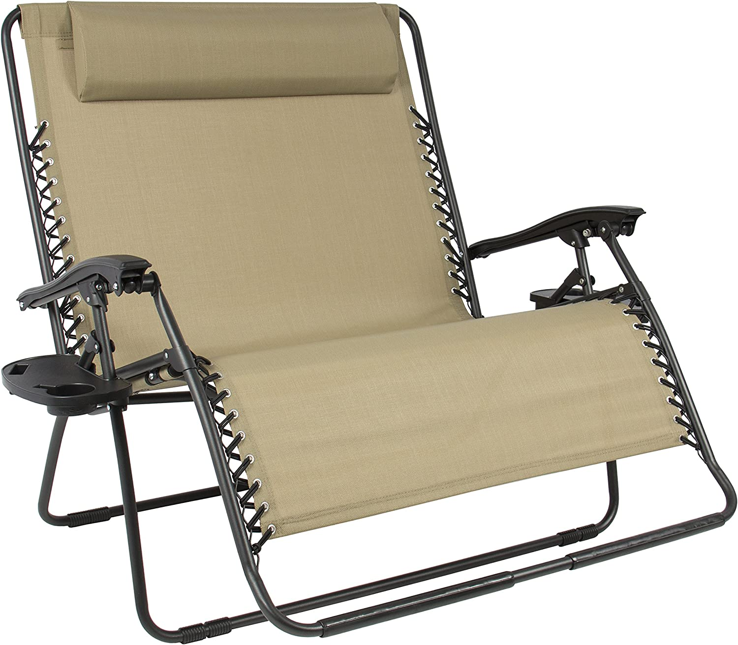 Best Choice Huge Folding 2 Person Zero Gravity Chair