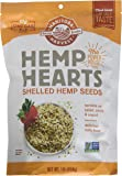 Manitoba Harvest Hemp Hearts Shelled Seed, 16 Ounce (Pack of 6)